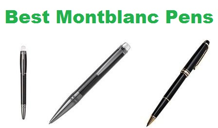 Top 10 Best Montblanc Pens in 2018 - Ultimate Guide