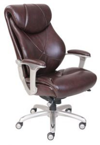 1. La-Z-Boy 45776 Cantania Executive Bonded Leather Office Chair