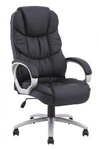14. BestOffice Ergonomic PU Leather High Back Office Chair