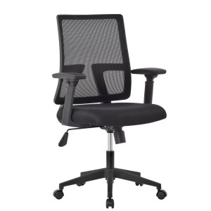 3.LANGRIA Mid-Back Mesh Executive Office Chair