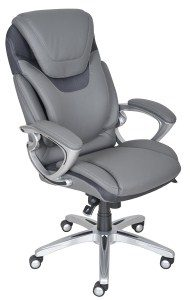 5.Serta 43807 Air Health and Wellness Executive Office Chair