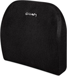 8.Cush Comfort Extended Reach Lumbar Support Pillow