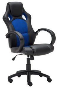 9. Best Choice Products Executive Racing Office Chair