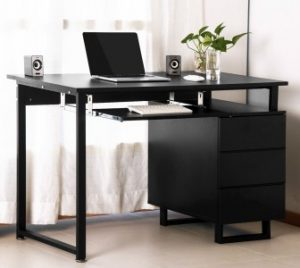 9.MERAX MODERN SIMPLE DESIGN COMPUTER DESK
