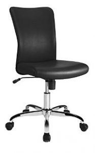 10. BRENTON STUDIO BIRKLEE POLYURETHANE LOW-BACK TASK CHAIR