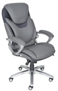 10. Serta Air Health and Wellness Executive Office Chair