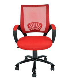 BestOffice-Mid-Back-Mesh-Ergonomic-Computer-Desk-Office-Chair-H12-Red
