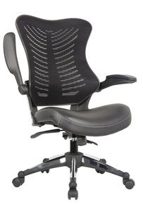 14. Office Factor High Back Executive Office Chair