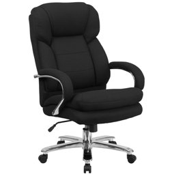 2. Flash Furniture HERCULES Series 24_7 Intensive Use Executive Swivel Chair