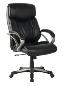 3. VIVA OFFICE High Back Ergonomic Leather Chair