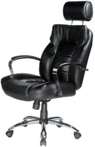 COMFORT-PRODUCTS-60-5800T-COMMODORE-II-OVERSIZE-LEATHER-CHAIR-WITH-ADJUSTABLE-HEADREST