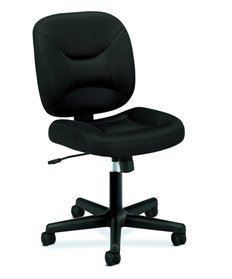4. BASYX BY HON LOW BACK TASK CHAIR