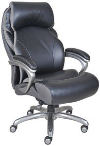 5. Serta Big and Tall Smart Layers Premium Elite Foam Harmony Executive Office Chair