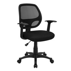 Flash-Furniture-Mid-Back-Black-Mesh-Swivel-Task-Chair