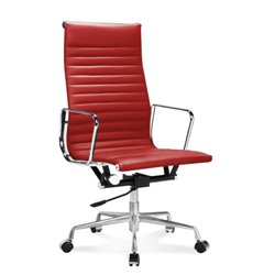 Artis Decor Ribbed Low and High Back Office Chair