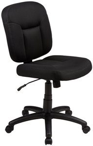 7. AMAZONBASICS LOW-BACK TASK CHAIR