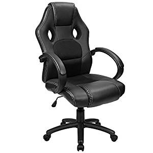 Furmax PU Leather Gaming Chair Robot's Eye Series