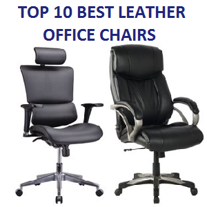 Top 10 Best Leather Office Chairs