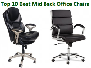 Top 10 Best Mid Back Office Chairs
