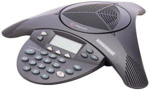 Polycom SoundStation 2 Analog Conference Phone (2200-16000-001)
