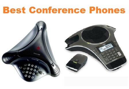 Top 10 Best Conference Phones in 2017