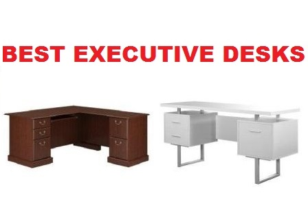 Top 10 Best Executive Desks in 2017