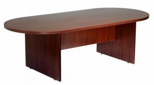 Boss Conference Table in Mahogany