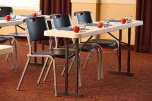 Lifetime 80176 Folding Conference Table