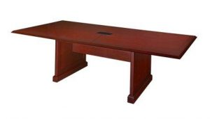 Regency Prestige Mahogany Conference Table