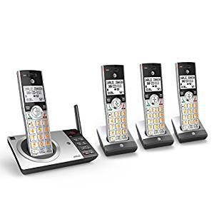 AT&T CL82407 DECT 6.0 Expandable Answering System