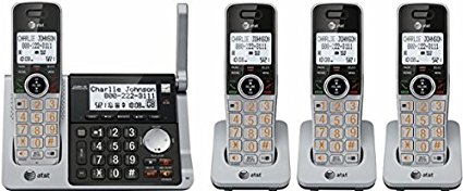 AT&T CL83484 DECT 6.0 Cordless Phone