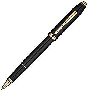 Cross Townsend Black Lacquer Rollerball Pen