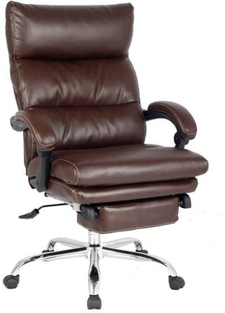 VIVA OFFICE DELUXE RECLINING CHAIR WITH FOOTREST
